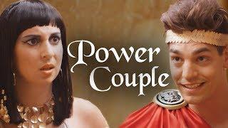 Cleopatra & Caesar   Power Couple