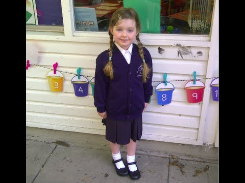 First Day At Primary School