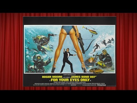 James Bond – For your eyes only - Opening Title Sequence
