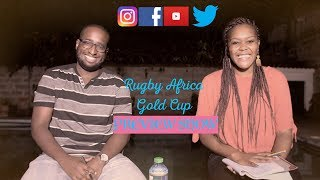 2018 Rugby Africa Gold Cup; Zimbabwe vs. Morocco & Namibia vs. Uganda- Preview Show.