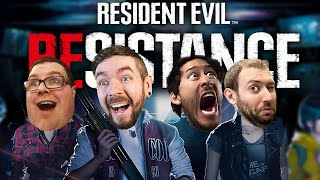 I am ULTIMATE MASTERMIND everyone else STINKY | Resident Evil Resistance