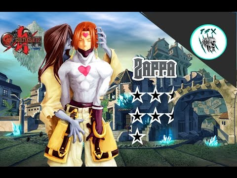 Guilty Gear X2/   Zappa [Story Mode Playthrough] |