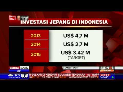 JETRO Fasilitasi Investor Jepang Ke Indonesia