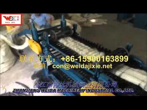No 3 Sisal Fiber Combing Machine Sisal Fiber Processing Equipment