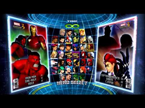 Zon@ IT Marvel Vs Capcom 3 Review