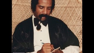 (Full Lyrics) Glow Drake Featuring Kanye West Album More Life