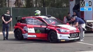 Test Iván Ares - Rally Islas Canarias 2017