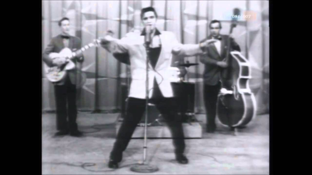 Elvis Presley   Hound Dog 1956 HD