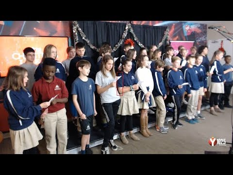 Christmas Live - Charleston Christian School Performs