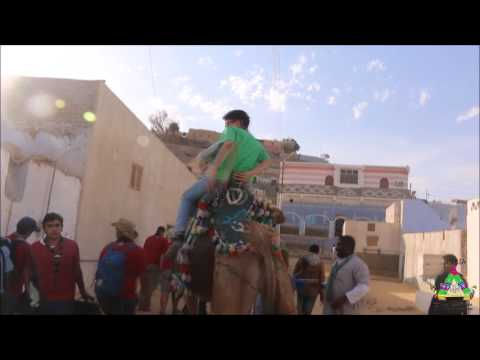 Highlights on 4th day of Nubia Camp , Aswan 2017
