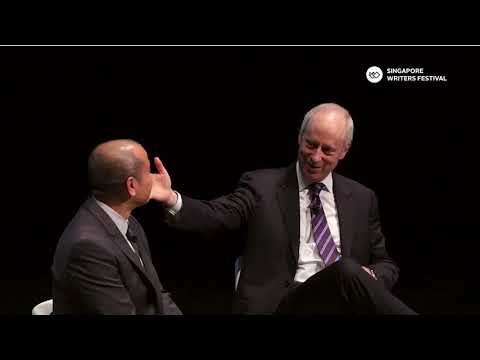 Conversation with Michael Sandel, Singapore Writers' Festival, 5 November 2015