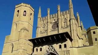 Выходные в Арагоне,город Huesca.Aragon,Huesca,Nueno nos encanta!(Мы оставили Салоу праздновать Хелоуин и в Арагон,смотреть интересности и покорять горные вершины. Регион..., 2016-11-03T20:00:38.000Z)