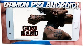 DAMON PS2 PRO - GOD HAND 60 FPS ANDROID