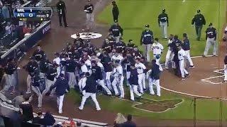 MLB Best Fights (HD)