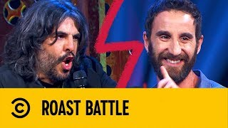 Dani Rovira VS JJ Vaquero | Roast Battle | Comedy Central España