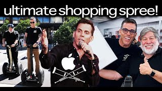 Going To The Apple Store With Steve Wozniak! | Steve-O