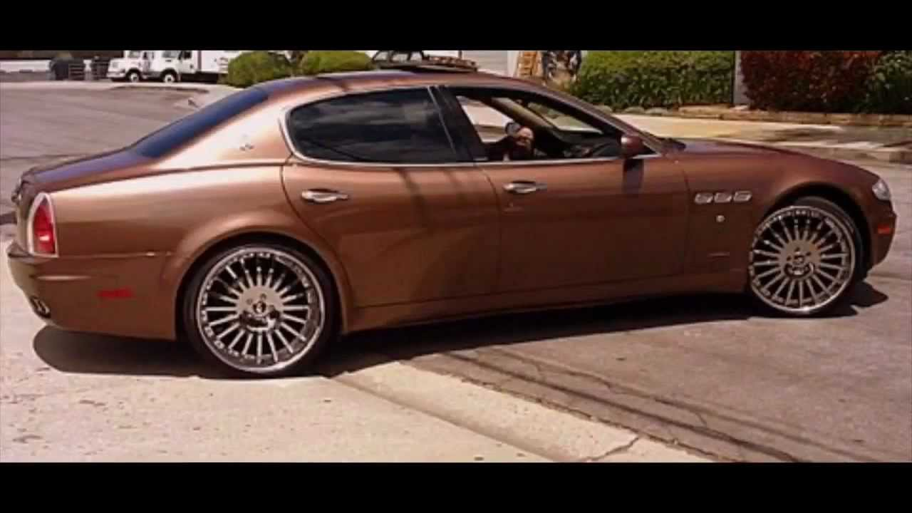 2005 Maserati Quattroporte Youtube