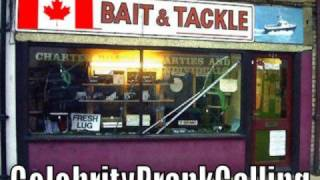 Bait Shop Guy Attacks Cogeco - Crank Call