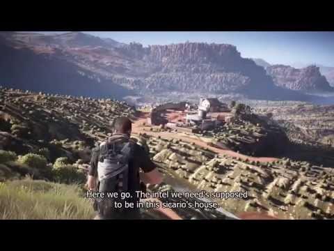 Ghost Recon Wildlands Gameplay Trailer E3 2016   (Tom Clancy)