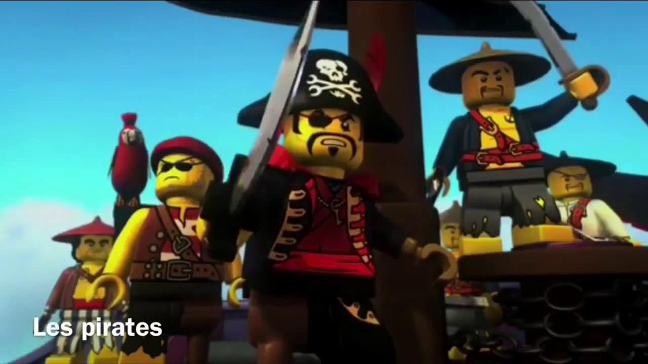 Ninjago les pirates saison 2 youtube - Ninjago nouvelle saison ...