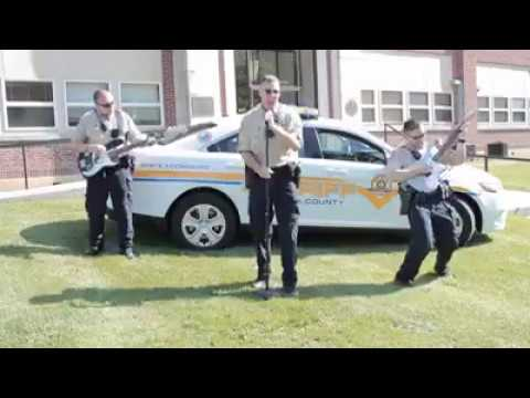 Tazewell County Virginia Sheriff's Office(Lip Sync Challenge)