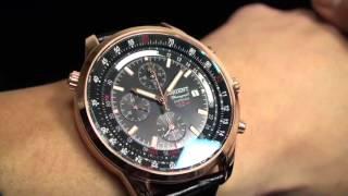 Orient Chronograph Quartz Watch CTD09004B