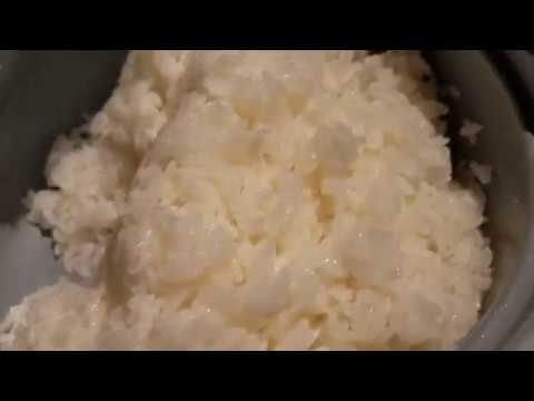 my-oster-duraceramic-6-cup-rice-cooker:-cooking-sushi-rice