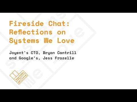 Fireside Chat: Reflections on Systems We Love