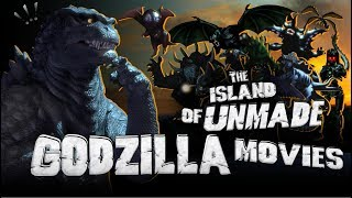 The Island of Unmade Godzilla Movies – Fan Parody Animation