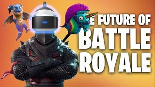 The Future of Battle Royale screenshot 4