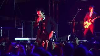 Скачать Loverman Nick Cave The Bad Seeds EJEKT FESTIVAL 2018