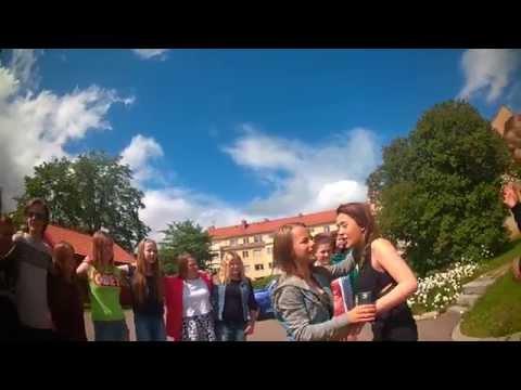 Konfirmation Estet 2015 Borlänge, musikvideo