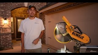 Trick to Cut More Degrees on Your Miter Saw