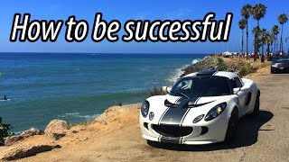 My advice: How to become successful in life and business