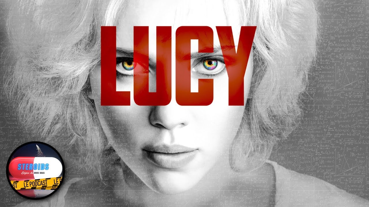 LUCY : STEROIDS - LE PODCAST