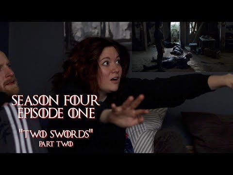 "Hogwarts Reacts: Game of Thrones S04E01 ""Two Swords"" (part two)"