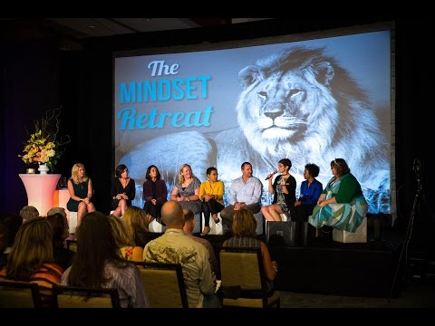 Mindset Retreat 2015: Inspirational Panel and Mastering & Predicting Success and Invitation to CABS