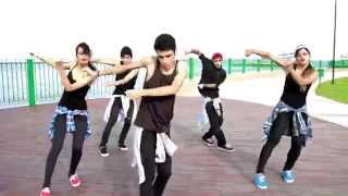 Major Lazer - Lean On | Choreography @marcospaess @andrewauzier_ |  UNK.