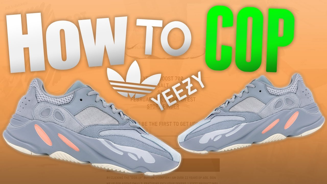 los angeles a86c4 d5a80 How To Cop Adidas Yeezy 700