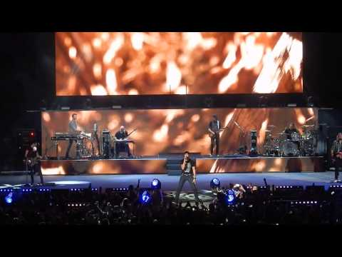 Luke Bryan - Opening; Kick the Dust Up - Isleta Amphitheater Albs - 6.4.2015