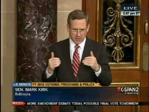 S 1867 Sen Kirk Floor Speech