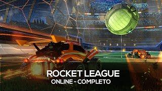 Como Baixar Rocket League E Como Jogar ONLINE (Multiplayer) - Completo