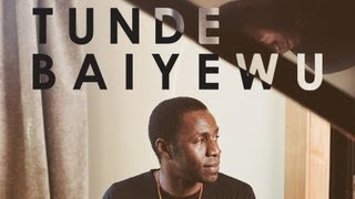 Letting Me Down Gently (Live) - Tunde Baiyewu - FREE Download