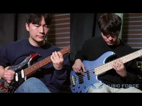 [Music Force] James Tyler USA Burning Water LTD & Lakland Skyline 55-02 Custom Demo - 박근 X 송하영