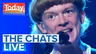 The Chats hilarious interview plus live performance | Today Show Australia
