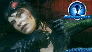 Batman Arkham Knight - Riddler Trial #2 Walkthrough (Pieces of the Puzzle Trophy / Achievement)