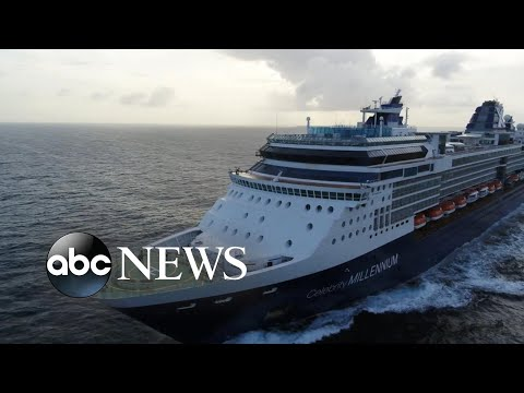Onboard the 1st  North American cruise ship to set sail after shutdown