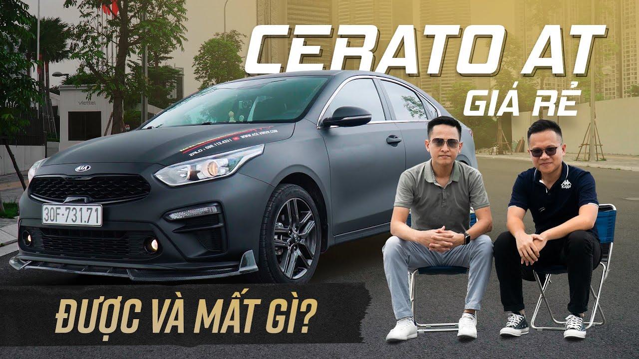 Chê Mazda3 khỏe nhưng nhanh xuống cấp, chọn Kia Cerato rộng dù không có gì