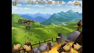 Trials Frontier! Каменная стена и городские джунгли! Серия 11