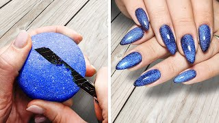 GLITTER IS LIFE! Beauty Hacks: NAILS, MAKEUP, HAIR